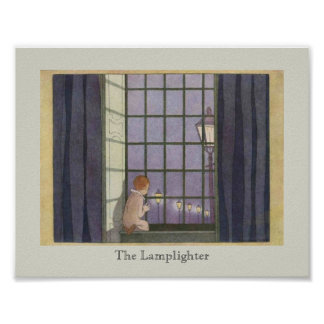 The Lamplighter Poster