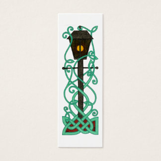 The Lamppost mini-bookmarks Mini Business Card