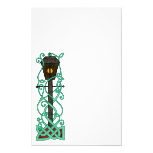 The Lamppost stationery