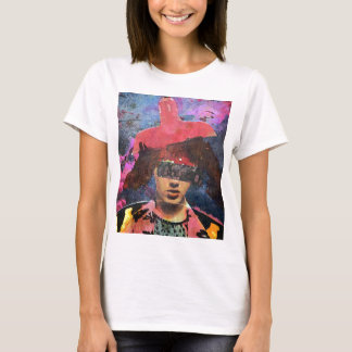 The Lampshade Hat Lady T-Shirt