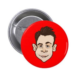 The Lance Pinback Button
