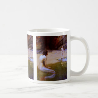 THE LAND BABY (mermaid) ~ Mugs