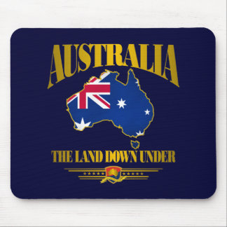 The Land Down Under Mouse Pads