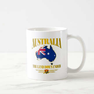 The Land Down Under Mugs
