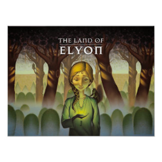 The Land of Elyon Poster