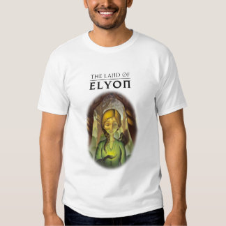 The Land of Elyon | The Dark Hills Divide T Shirt