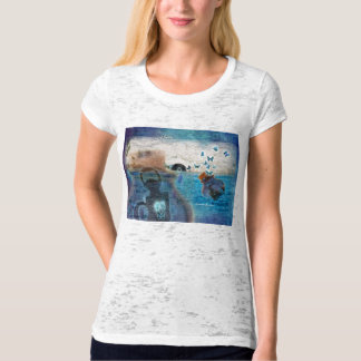 'The Land of Light at the End of the Tunnel' Inspi T-Shirt