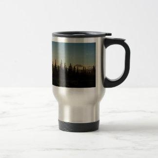 The land of midnight sun travel mug