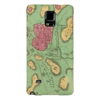 The Land Of Moriah Or Jerusalem Galaxy Note 4 Case