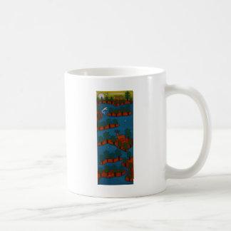 The Land of One Thousand Islands 2007 Coffee Mug