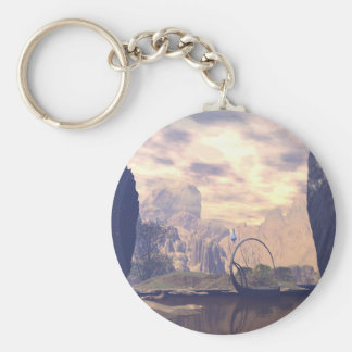 The land of the elves keychain