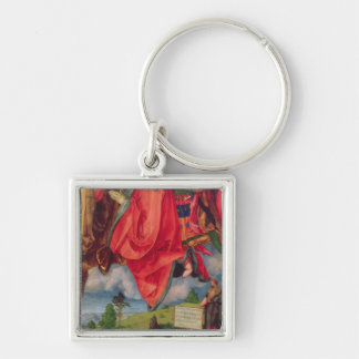 The Landauer Altarpiece, All Saints Day, 1511 2 Keychain
