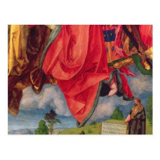 The Landauer Altarpiece, All Saints Day, 1511 2 Postcard