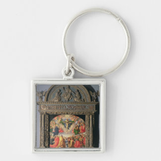 The Landauer Altarpiece, All Saints Day, 1511 Keychain