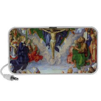 The Landauer Altarpiece, All Saints Day, 1511 Speaker System