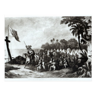 The Landing at Tampa Bay Postcards