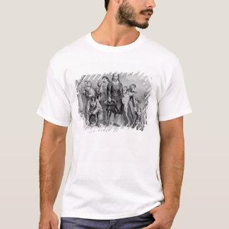 The Landing of the Pilgrims T-Shirt