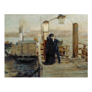 The Landing Stage Postcard