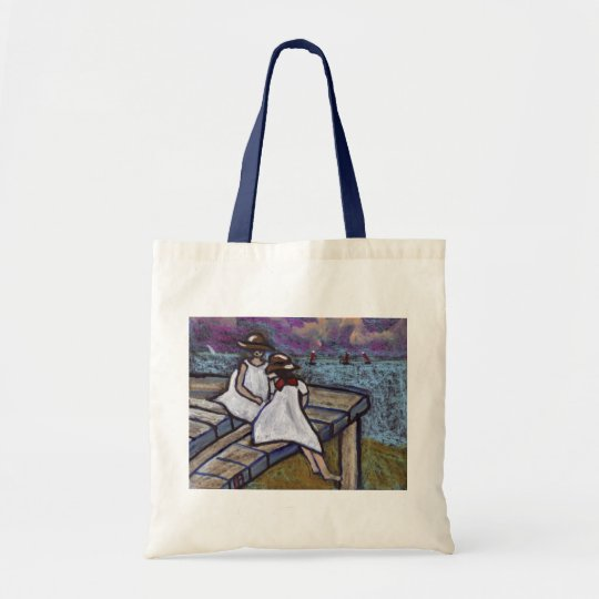 THE LANDING STAGE TOTE BAG