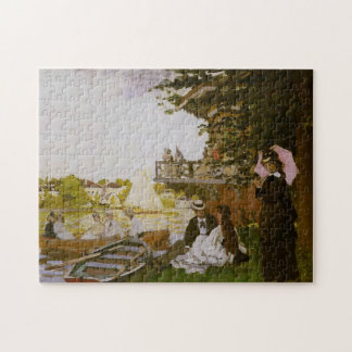 The Landing State Monet Fine Art Jigsaw Puzzle
