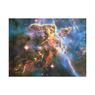 The Landscape of Carina Stretched Canvas Print