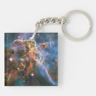 The Landscape of Carina Keychain