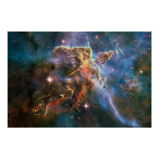 The Landscape of Carina Print