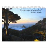The Landscape Photography of Michael Snyder Calendar