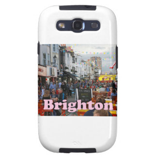 The Lanes Brighton Galaxy SIII Cases