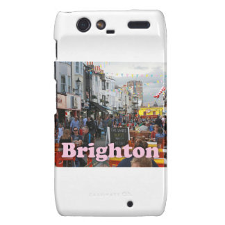 The Lanes Brighton Motorola Droid RAZR Cases
