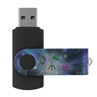 The Language of Light USB Flash Drive