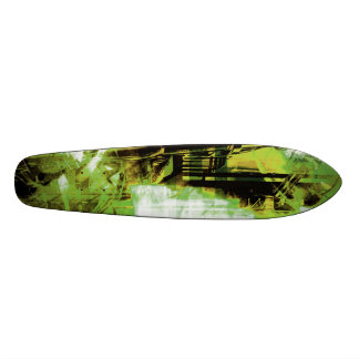 The Lantern Skateboard Deck
