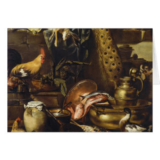 The Larder By Antonio Maria Vassallo Card