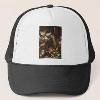 The Larder By Antonio Maria Vassallo Trucker Hat