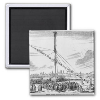 The Large Astronomical Telescope 2 Inch Square Magnet