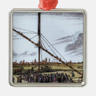 The Large Astronomical Telescope Christmas Tree Ornaments