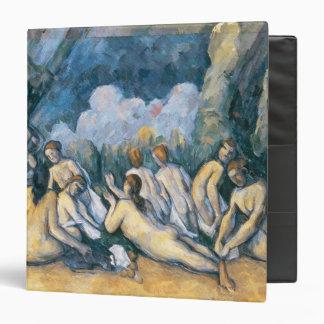 The Large Bathers, c.1900-05 3 Ring Binder