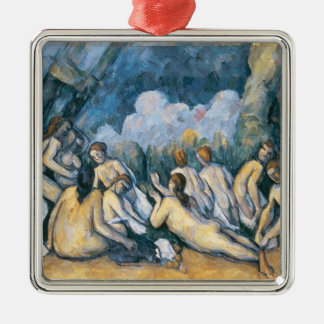 The Large Bathers, c.1900-05 Metal Ornament