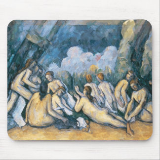 The Large Bathers, c.1900-05 Mouse Pad