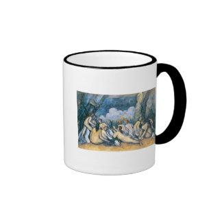 The Large Bathers, c.1900-05 Ringer Mug