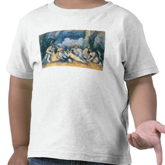 The Large Bathers, c.1900-05 Tees