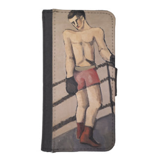 The Large Boxer Wallet Phone Case For iPhone SE/5/5s