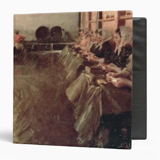 The Large Brewery, 1890 3 Ring Binder