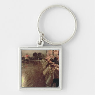 The Large Brewery, 1890 Key Chain