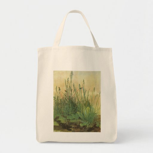 The Large (Great) Piece of Turf by Albrecht Durer Tote Bags