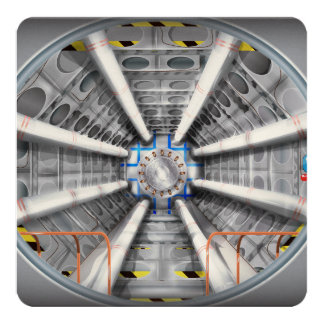 The Large Hadron Collider Card