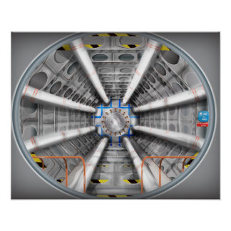The Large Hadron Collider Poster