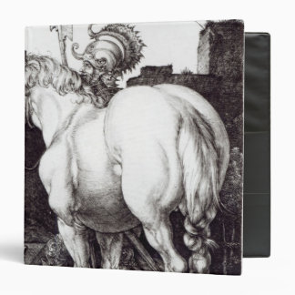 The Large Horse, 1509 Binder