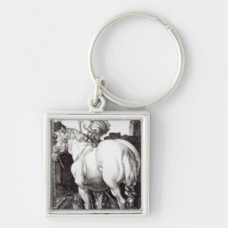 The Large Horse, 1509 Keychain