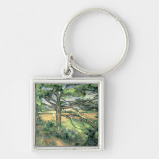 The Large Pine, 1895-97 Keychain